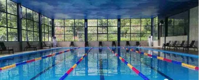 泳池水处理循环