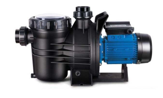 泳池循环过滤设备_水泵