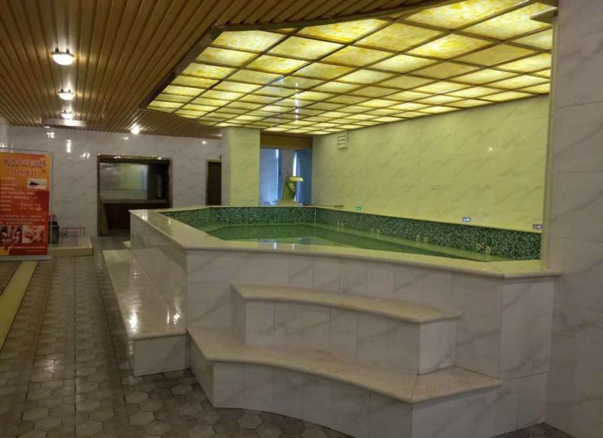 杭州余杭水沐年华浴场桑拿水疗设备工程