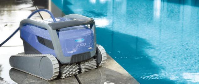海豚全自動泳池吸污機 M600