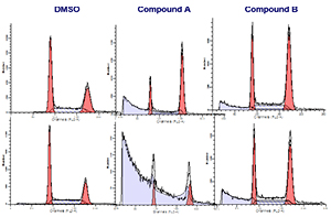 Cell Cycle Analysis Using Flow Cytometry