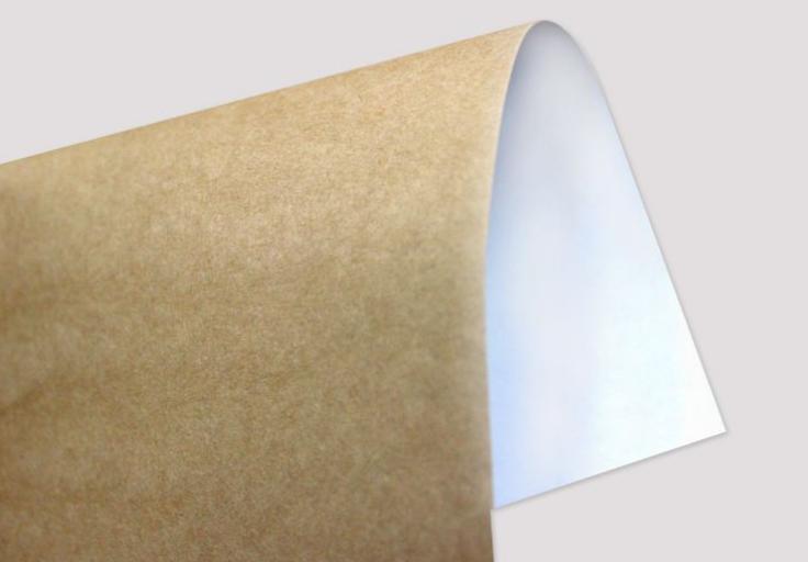 涂布牛卡纸板