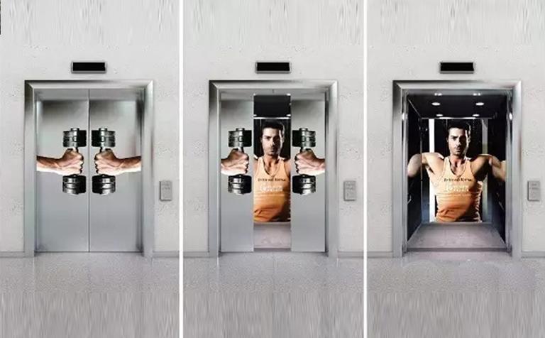 2018年电梯门贴广告投放优势与特点分析