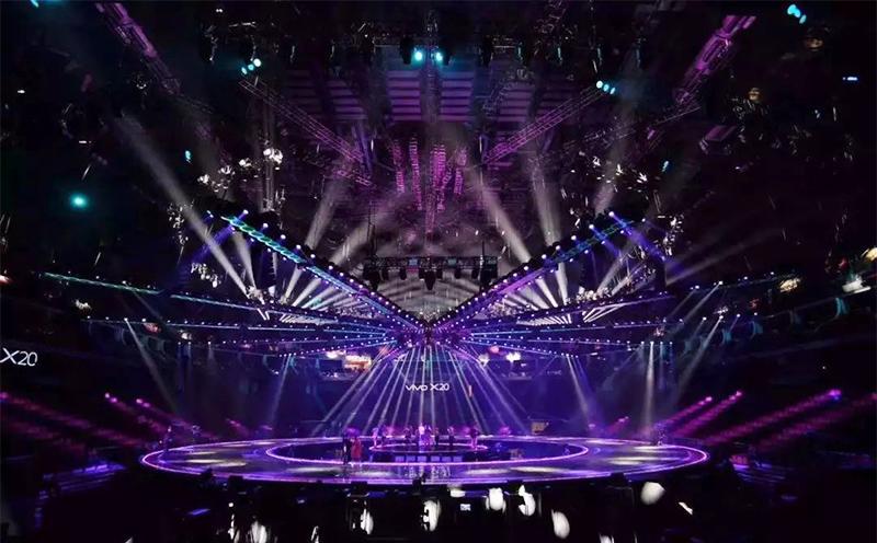 会议活动策划中舞台灯光对于表演艺术来说是多么的重要,究竟又有何作用与功能呢?