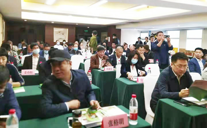 【鑫颖案例】陕西省农业协会第三次会员代表大会会议活动策划成功案例