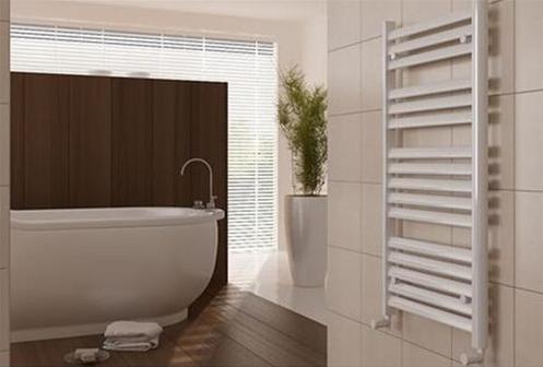 卫生间暖气片安装效果图