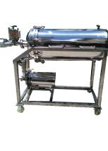 卧式硅藻土过滤机