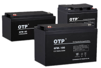 OTP蓄电池6FM(12V)系列