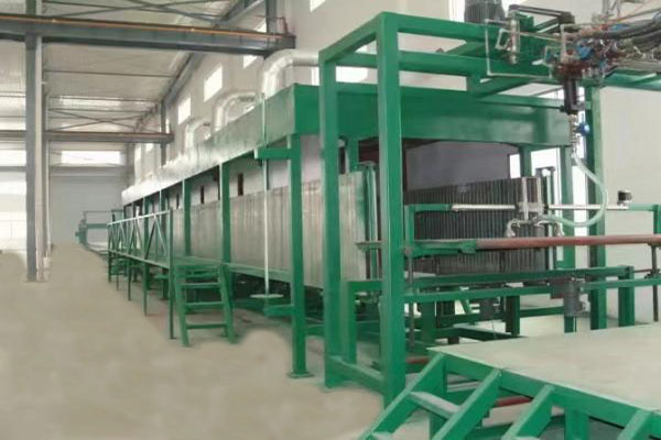 海綿自動生產線