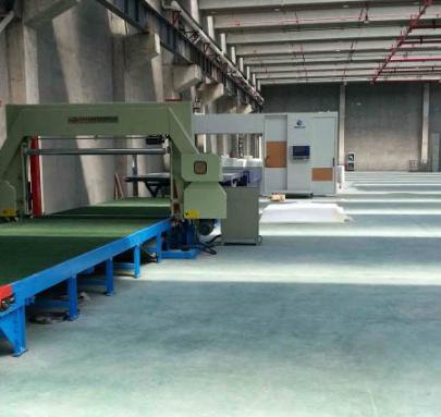 海綿生產線