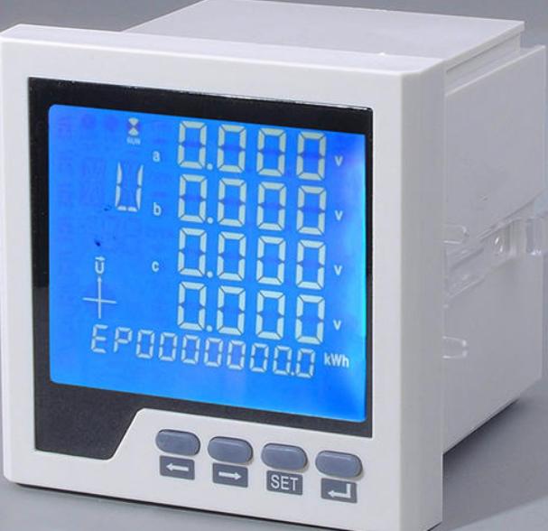 单箱多功能电力仪表