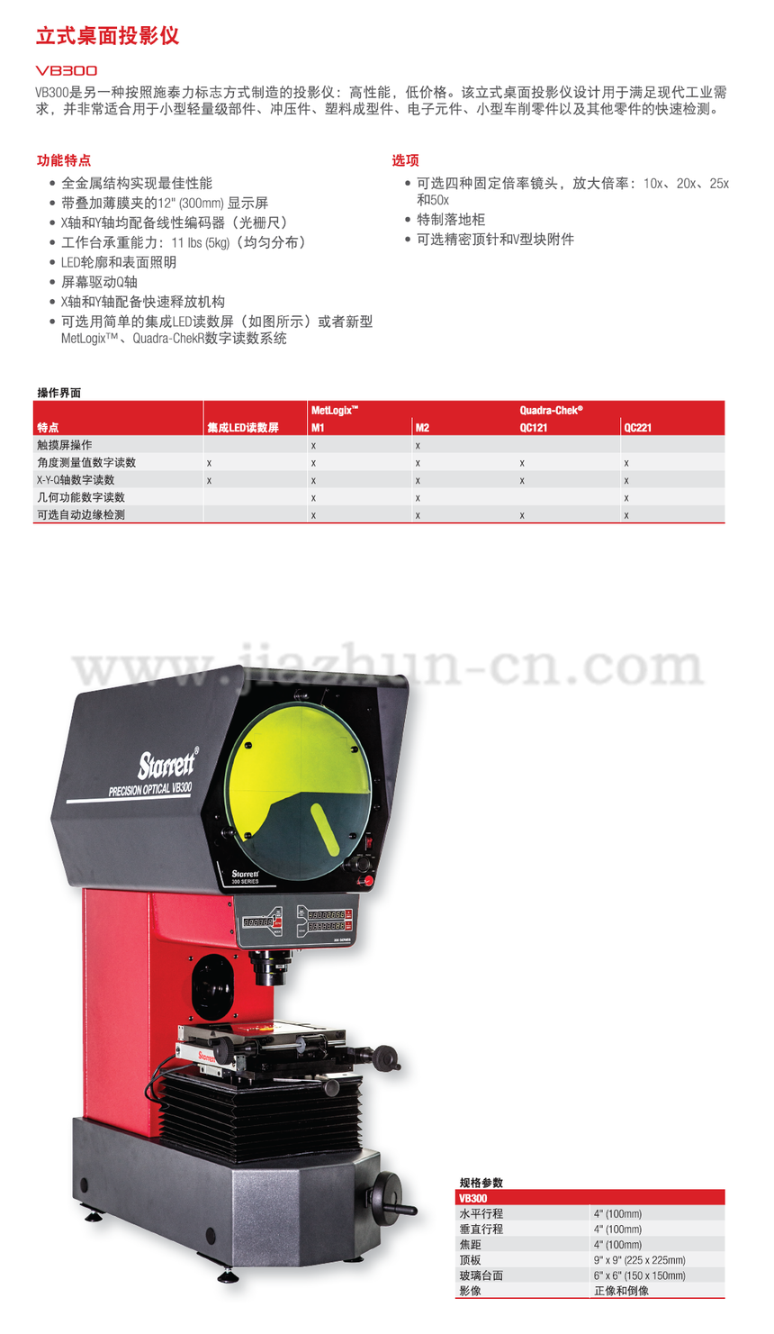 立式投影儀VB300.png