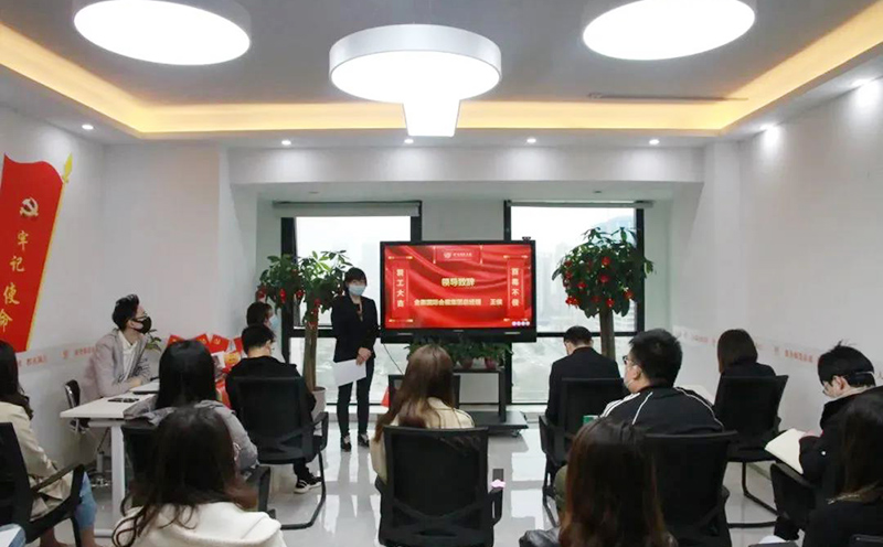 3月22日终于金惠国际集团正式复工