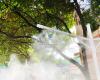 人工造雾工作原理特点及适用范围