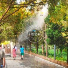 城市环保—灯杆除尘设备