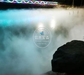 都江堰公园造景—锦胜雾森
