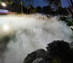 四川都江堰天河农业公园冷雾造景项目