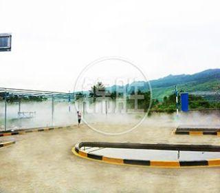场景模拟—雨雾模拟雾效