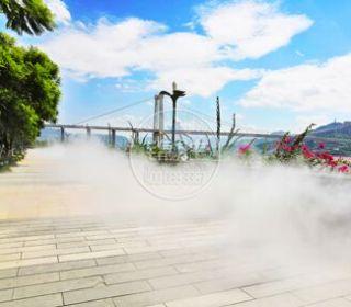 室外降温—喷雾降温设备