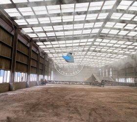 四川昌钢城集团瑞海实业喷雾降尘案例
