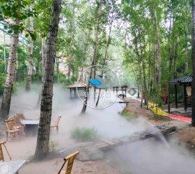 山西汾阳上林舍旅游景区河道造景项目