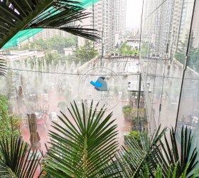 重庆彭水农家乐喷雾造景项目