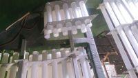 屋脊式除雾器加装管式除雾器
