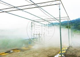 驾校考场模拟雨雾—喷雾模拟雾效