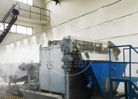 污水处理厂—喷雾除臭