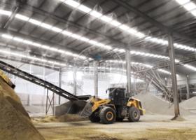 混泥土厂—工业喷雾除尘