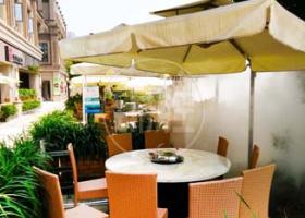 主题餐厅—百变魔术水雾造景