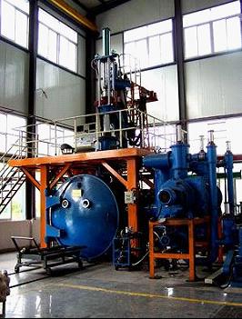 真空自耗电极电弧凝壳铸造炉