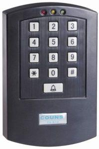 K18刷卡门禁机