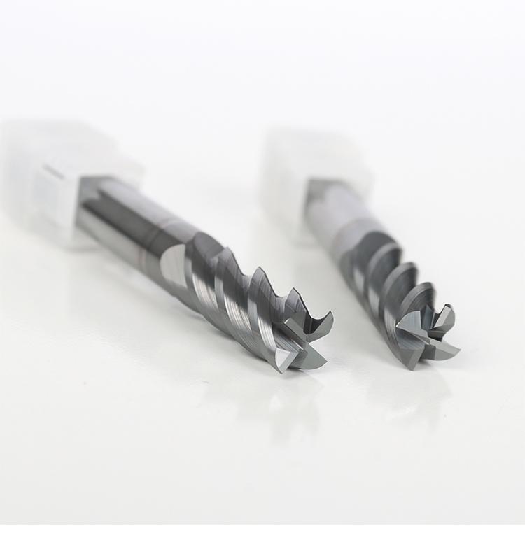 45度通用型平底铣刀