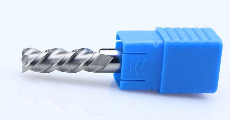 铝合金专用左旋铣刀
