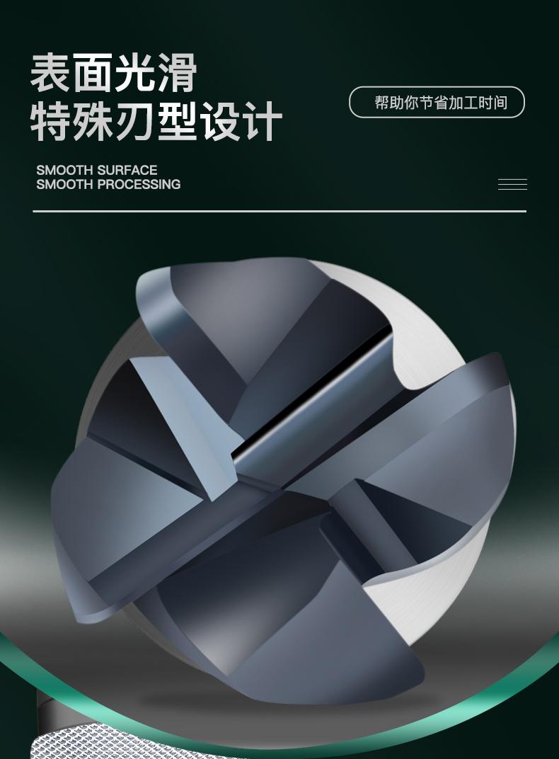 适用于碳素钢合金钢预硬钢淬硬钢不锈钢球墨铸铁
