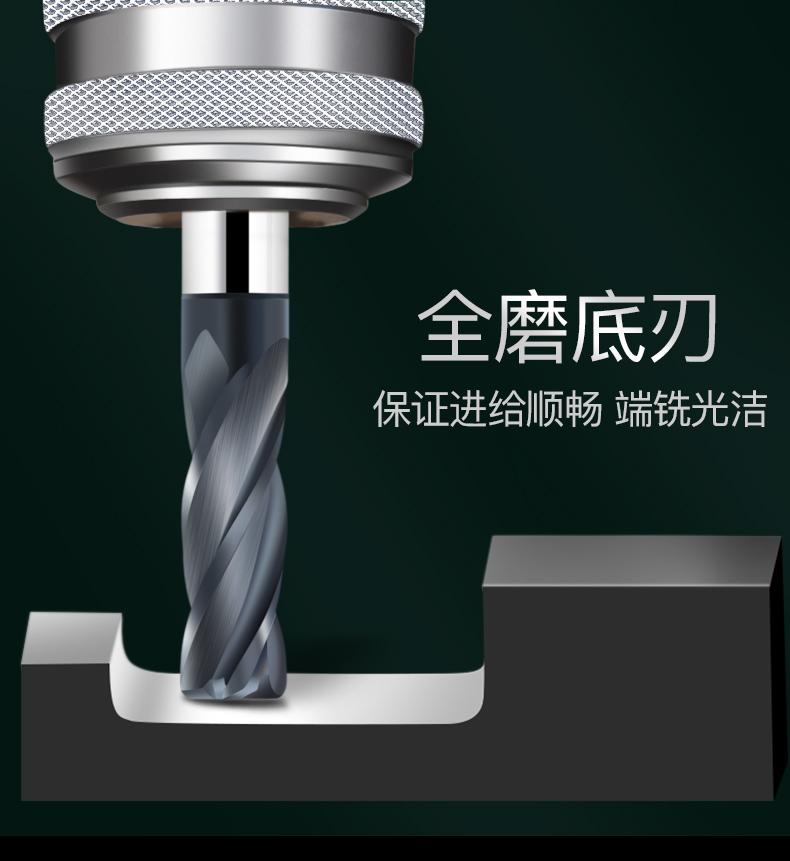 FW高性能通用加工系列铣刀