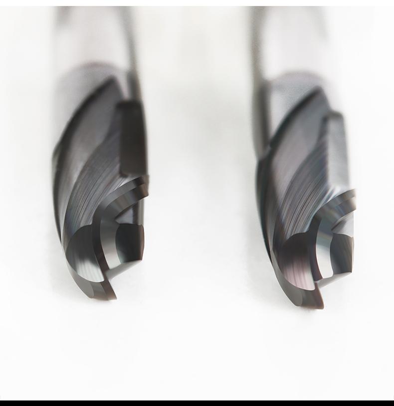 铝用钨钢球刀