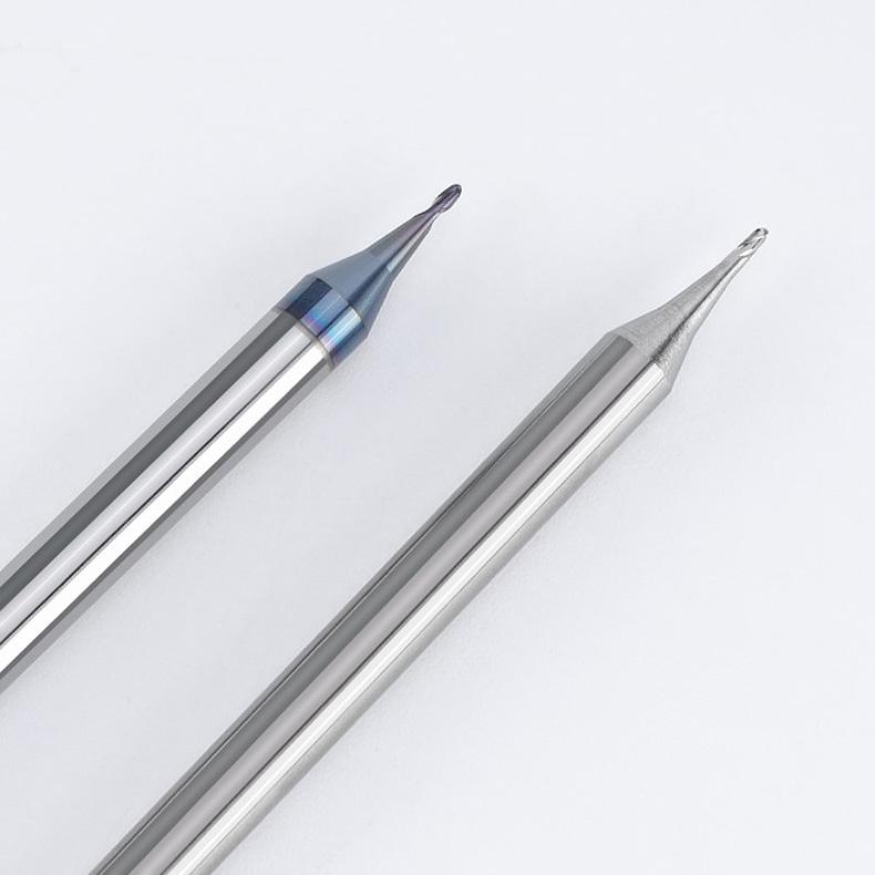 不锈钢用微小径球刀