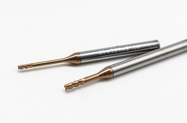 钢用4刃深沟立铣刀