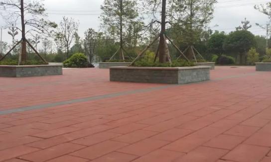 水泥透水砖
