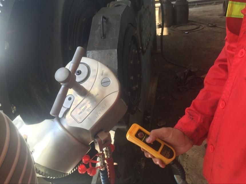 石油装备公司液压扳手