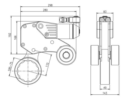 液壓扳手型號