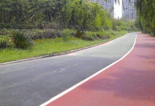 彩色沥青施工
