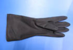 橡膠手套  黑色