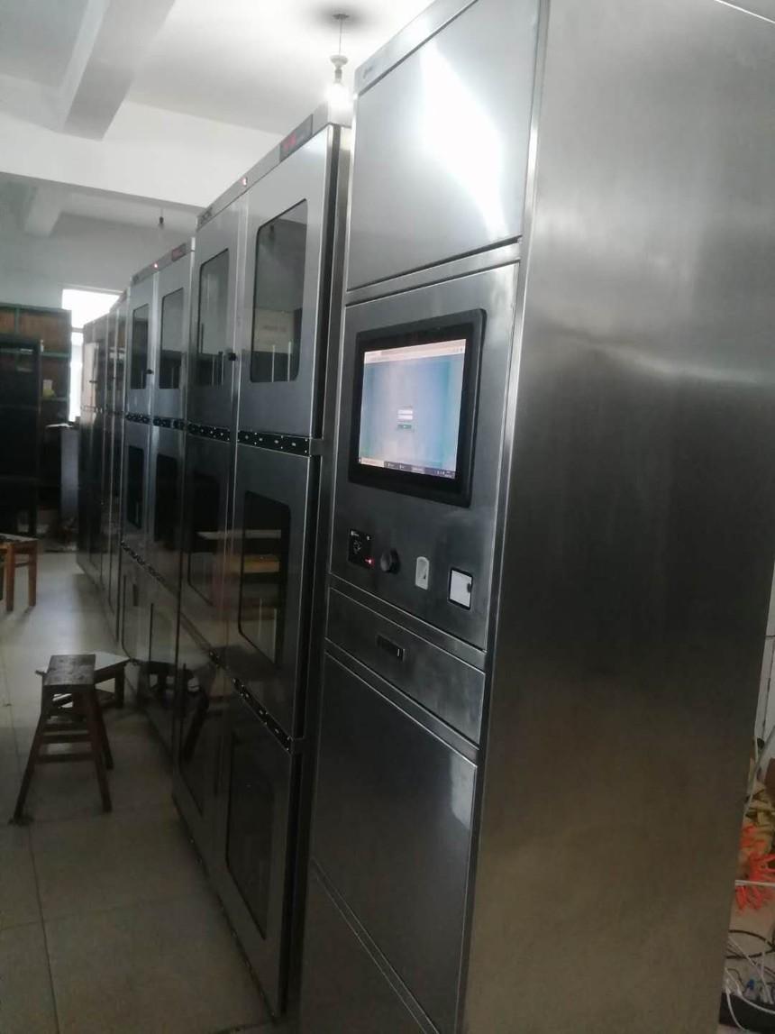 不锈钢物料管控氮气存储柜