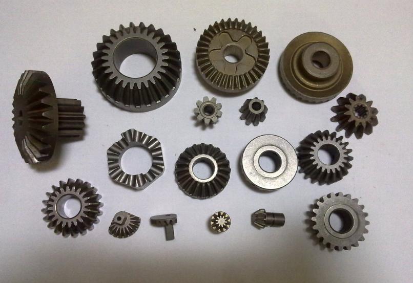 粉末冶金齒輪