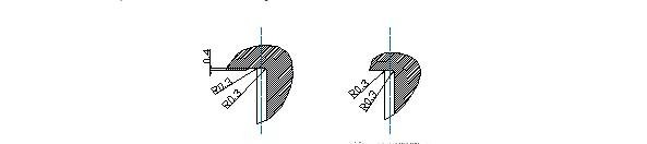 Boss齒輪形狀設計