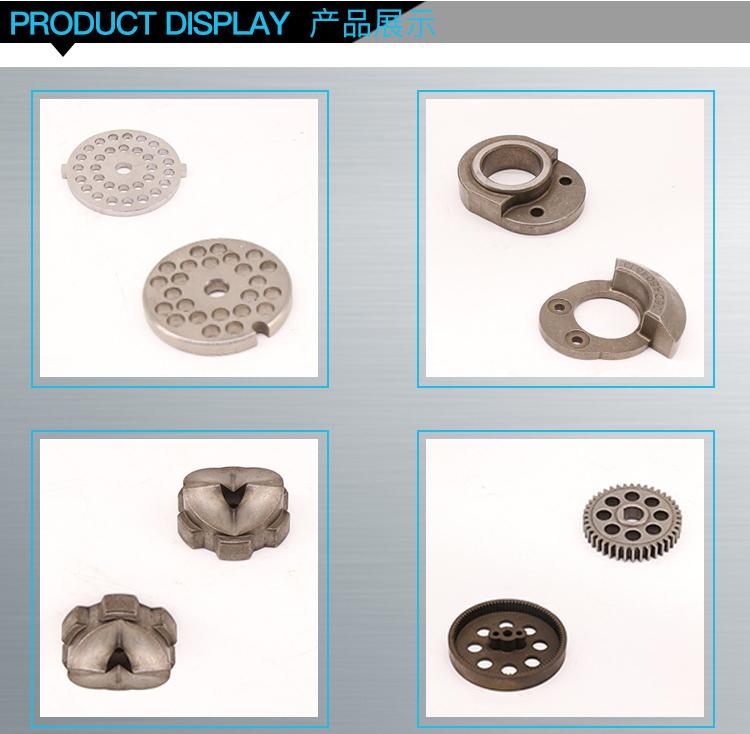 粉末冶金齒輪種類和應用