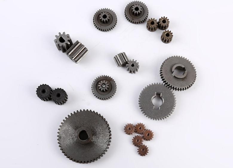 鐵基粉末冶金零件